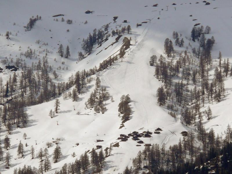 Skigebiet Jeizinen-Feselalp