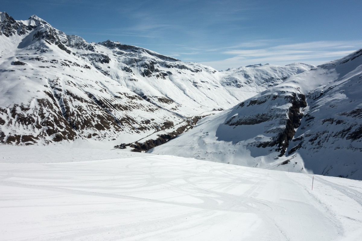 Skigebiet Avers