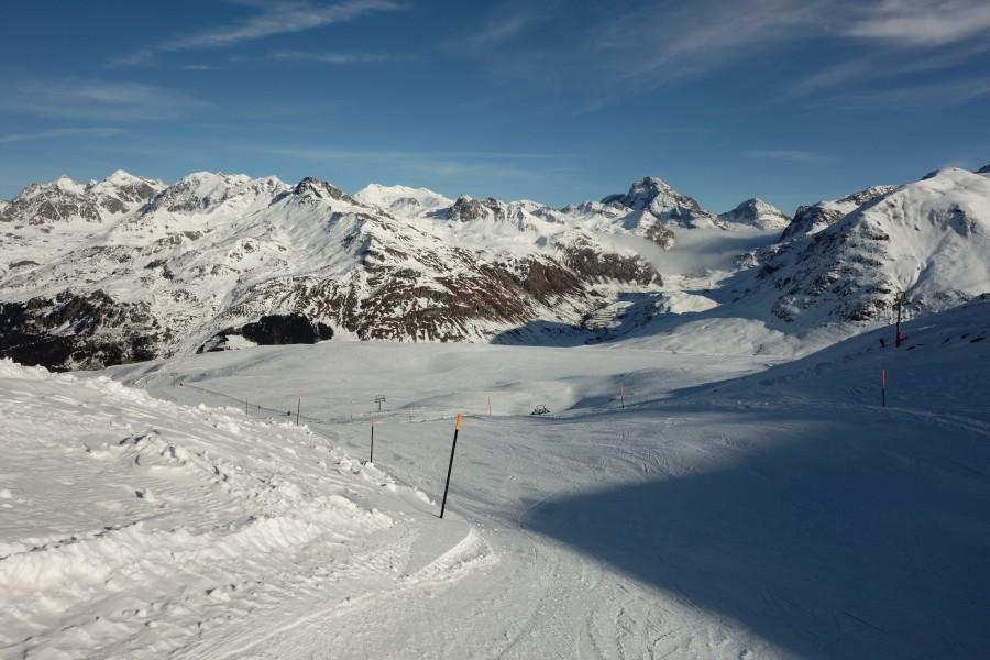 Skigebiet Bivio
