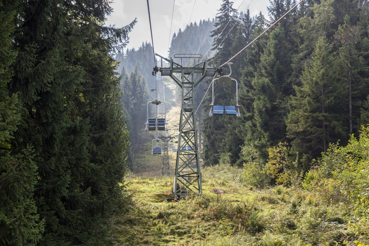 Sesselbahn Bad Kohlgrub - Hörnle