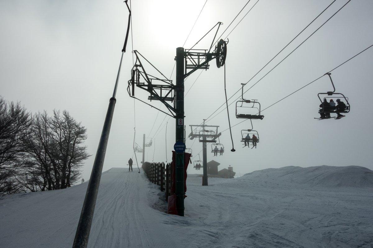 Schlepplift und Sesselbahn Chitelet