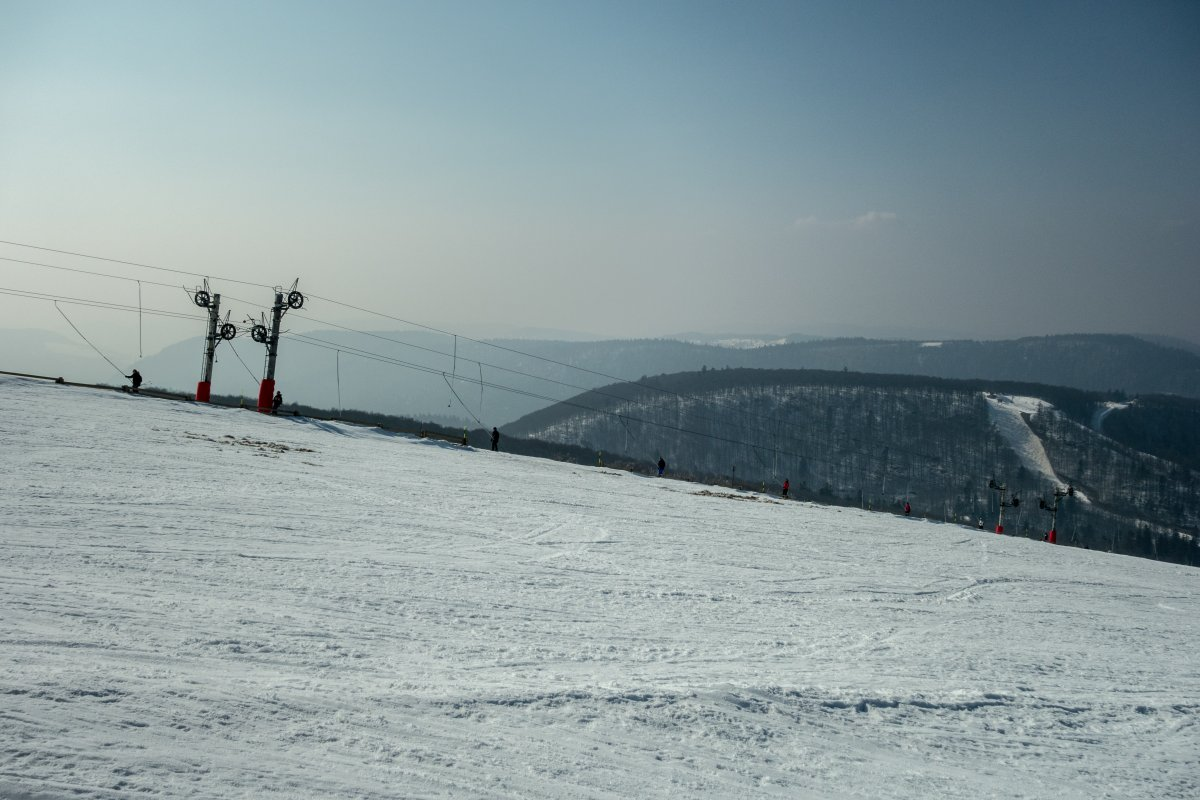 Schlepplift Kastelberg mit Panorama