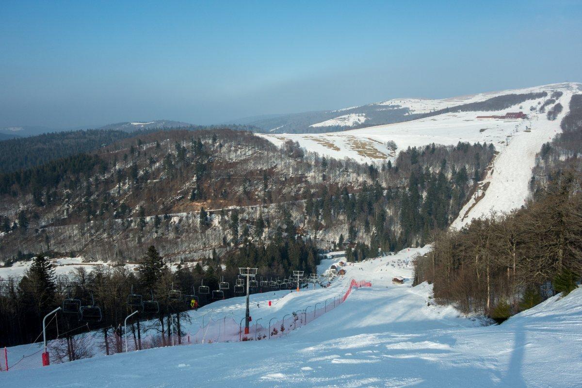 Stade de Slalom am Artimont