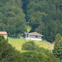 Talstation skilift rämel bärüti sowie die bergstation der