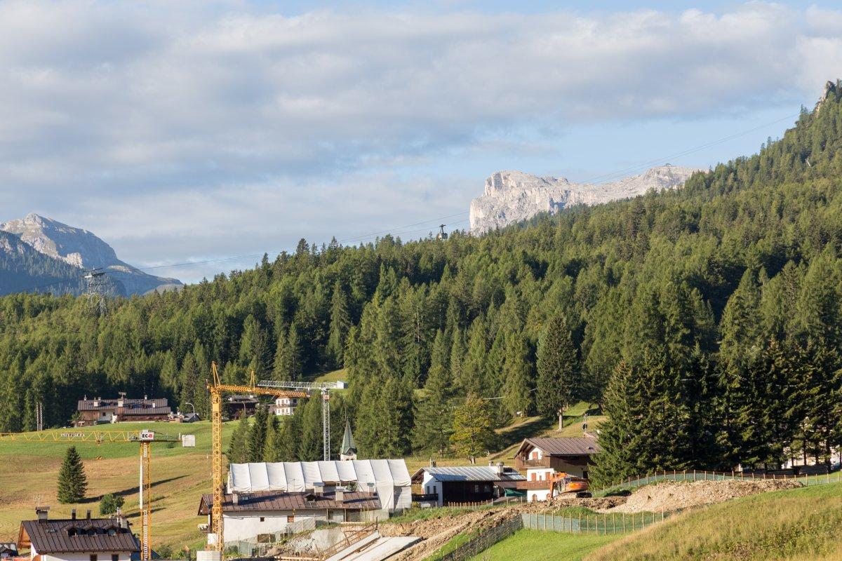 Luftseilbahn Cortina d'Ampezzo - Tofana