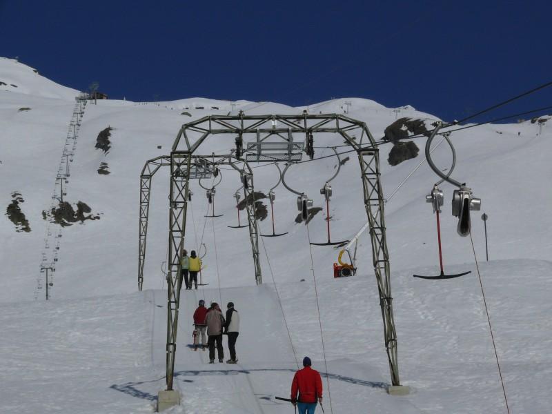technik ski heute und damals