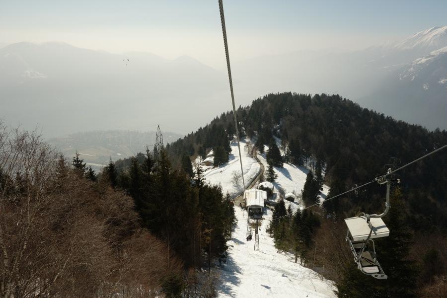 Sesselbahn Cardada - Cimetta