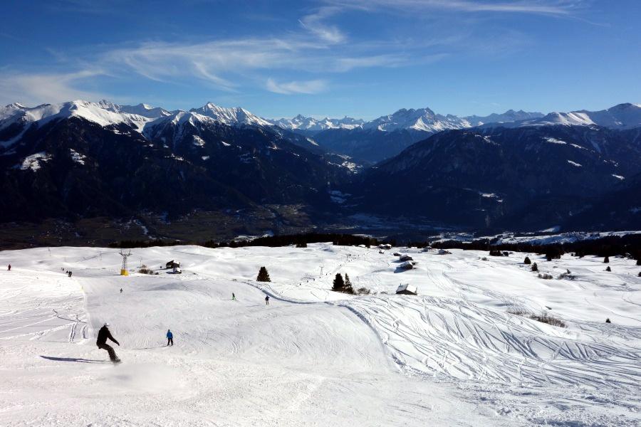 Skigebiet Sarn-Heinzenberg