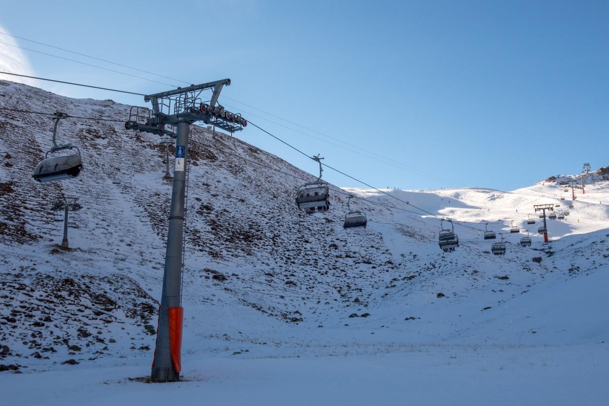 Sesselbahn Marguns - Plateau Nair