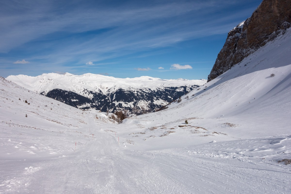 Skigebiet Tschiertschen