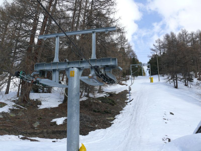 Skigebiet Gspon