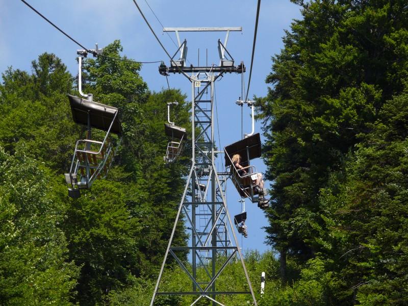 Sesselbahn Weissenstein VR101