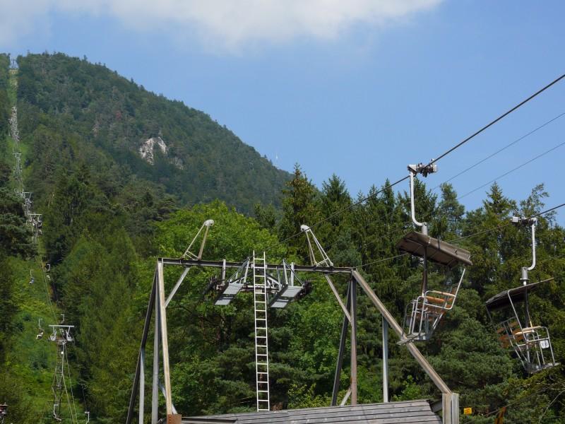 Sesselbahn Oberdorf - Weissenstein